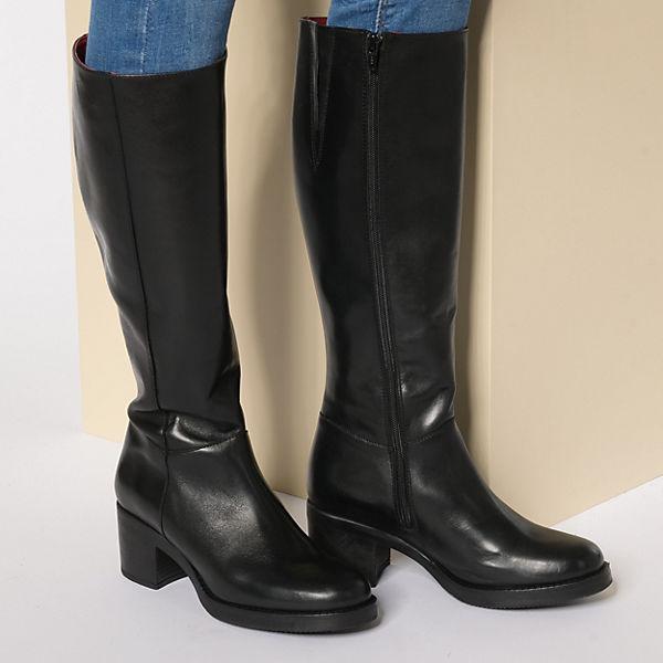BUFFALO, Klassische Stiefel, schwarz  Gute Qualität beliebte beliebte beliebte Schuhe d8b141