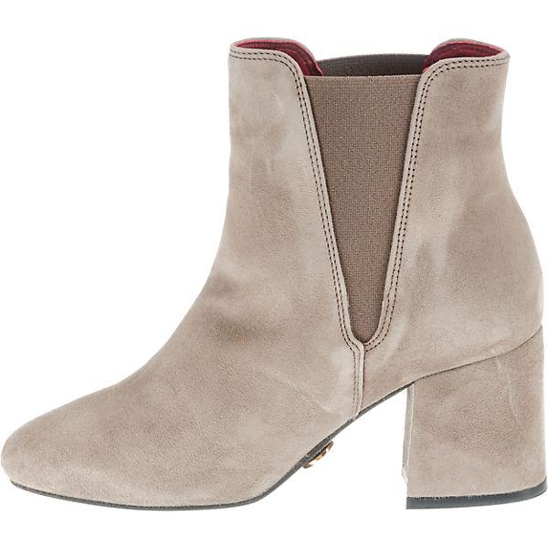 BUFFALO, Klassische Qualität Stiefeletten, taupe  Gute Qualität Klassische beliebte Schuhe 2634e6