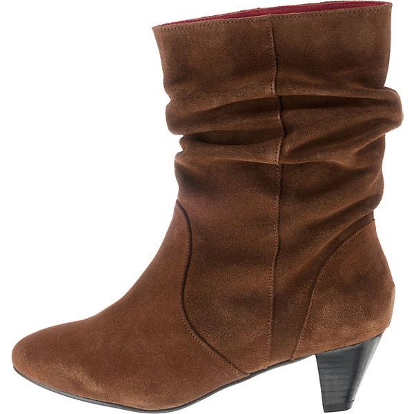 BUFFALO BUFFALO BUFFALO Klassische Stiefeletten taupe  Gute Qualität beliebte Schuhe a96bb6