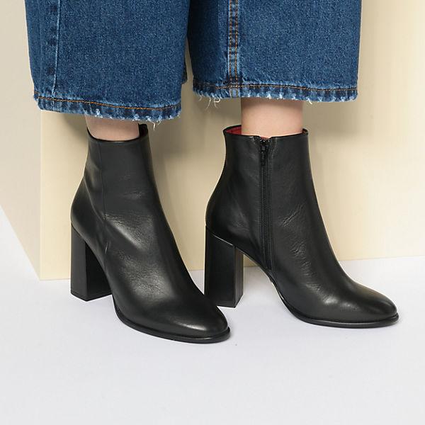 BUFFALO Klassische Stiefeletten schwarz  Gute Qualität beliebte beliebte beliebte Schuhe e570bc
