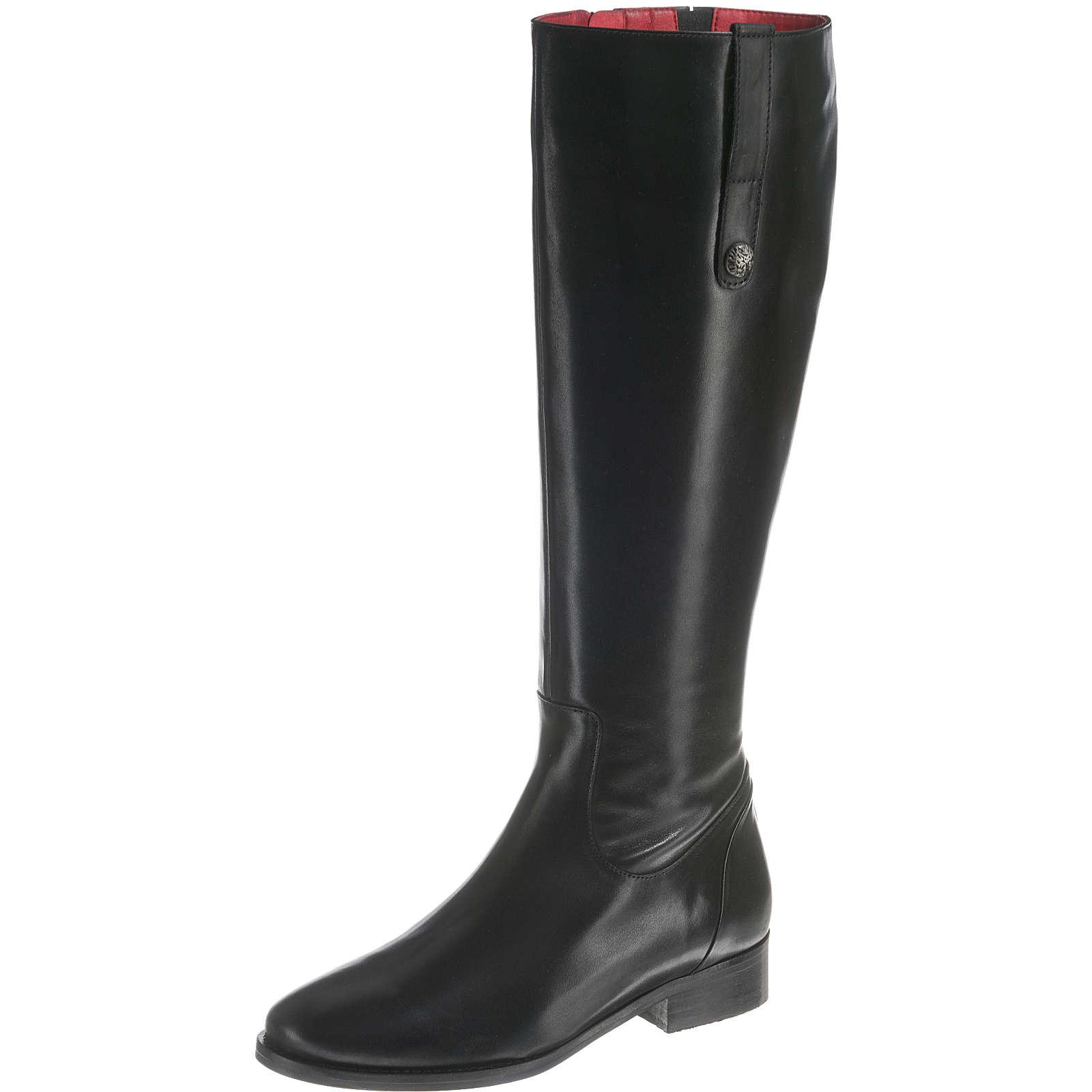 BUFFALO Klassische Stiefel schwarz Damen Gr. 37