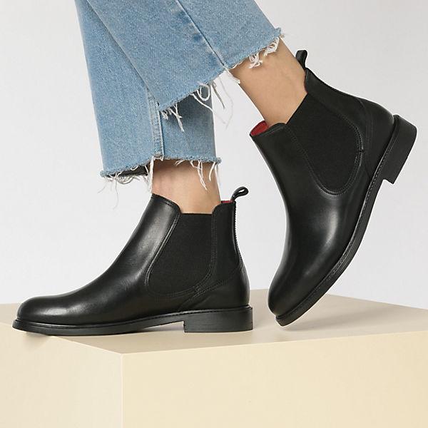 BUFFALO, Chelsea Boots, schwarz  Gute Qualität beliebte Schuhe