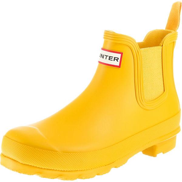 Boots Original Chelsea gelb HUNTER Chelsea 8qwYFB8Z