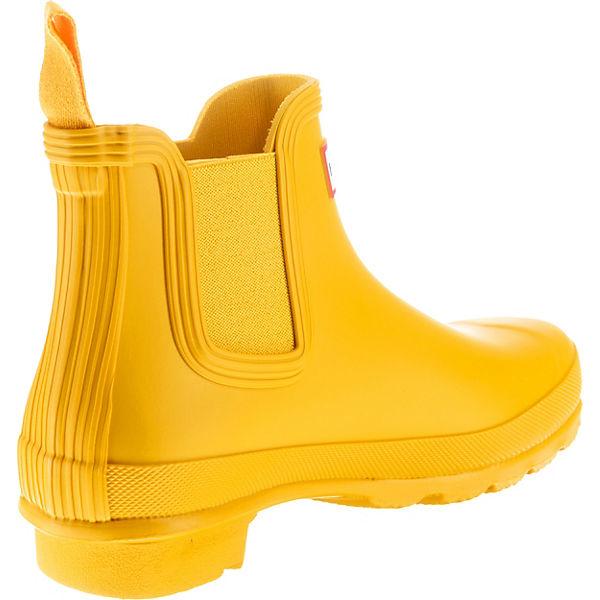 HUNTER, Original Chelsea Chelsea Chelsea Chelsea Stiefel, gelb  Gute Qualität beliebte Schuhe ae1a6c