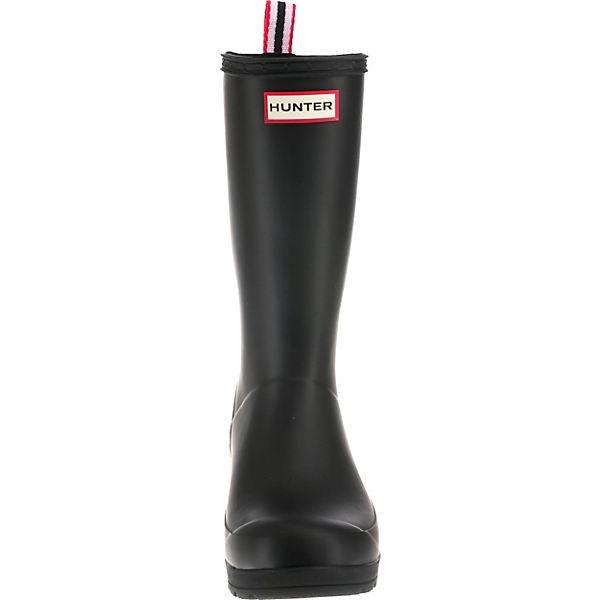 HUNTER, ORIGINAL schwarz PLAY BOOT TALL Gummistiefel, schwarz ORIGINAL  Gute Qualität beliebte Schuhe 13851e