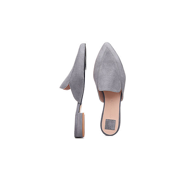 SHOEPASSION, Pantoletten, grau Schuhe  Gute Qualität beliebte Schuhe grau 38f562