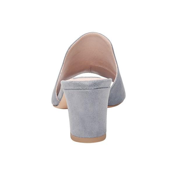 SHOEPASSION No Pantoletten 19 grau WP qf4qx8