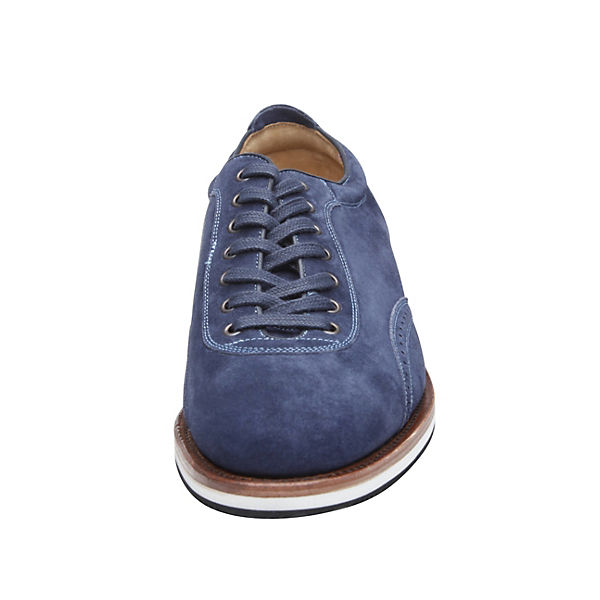 Schnürschuhe Business blau SHOEPASSION SHOEPASSION Business wzSUv