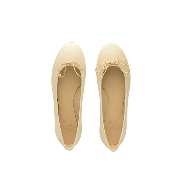 Klassische WL No creme 33 SHOEPASSION Ballerinas qZTntw7F