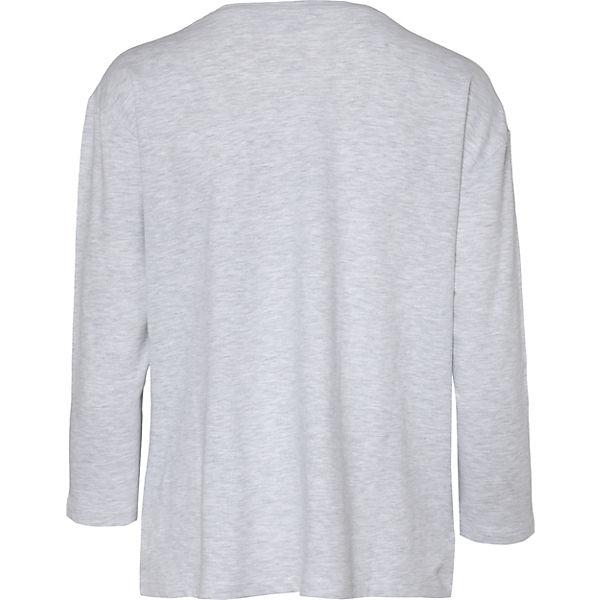 Blue Sweatshirt Seven Blue Seven Grau Sweatshirt Sweatshirt Grau Seven Blue Seven Blue Grau hdtsQrxBC