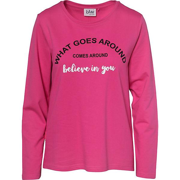 BLUE Sweatshirt Sweatshirt SEVEN pink BLUE BLUE Sweatshirt SEVEN SEVEN pink UfqqSg