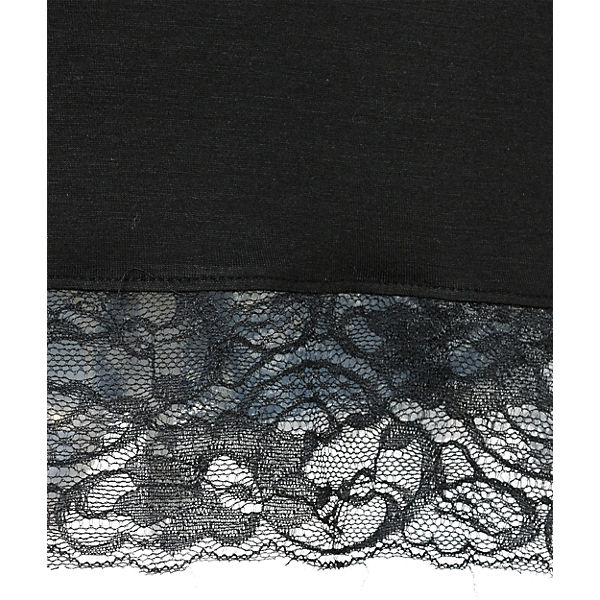 SEVEN Langarmshirt BLUE Langarmshirt SEVEN schwarz BLUE BLUE schwarz SEVEN wYgqRTdx