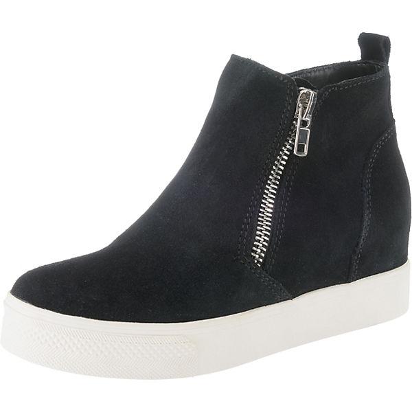 MADDEN Sneakers STEVE schwarz High Wedgie SFddq7Y