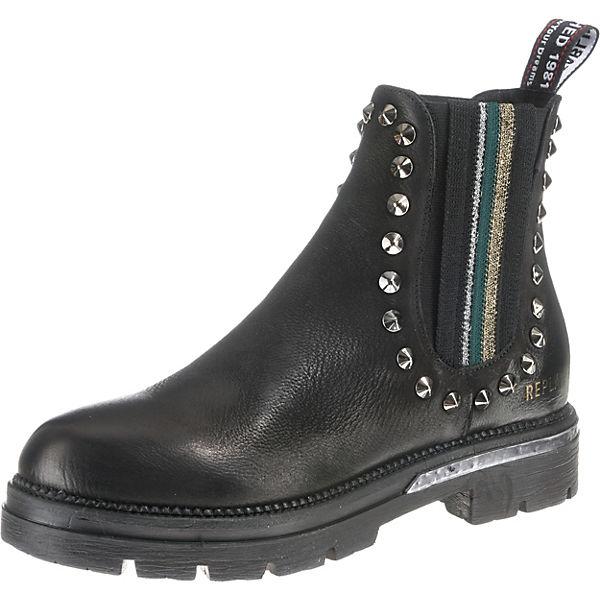 a5c94ff017d042 RHODAN Chelsea Boots. REPLAY