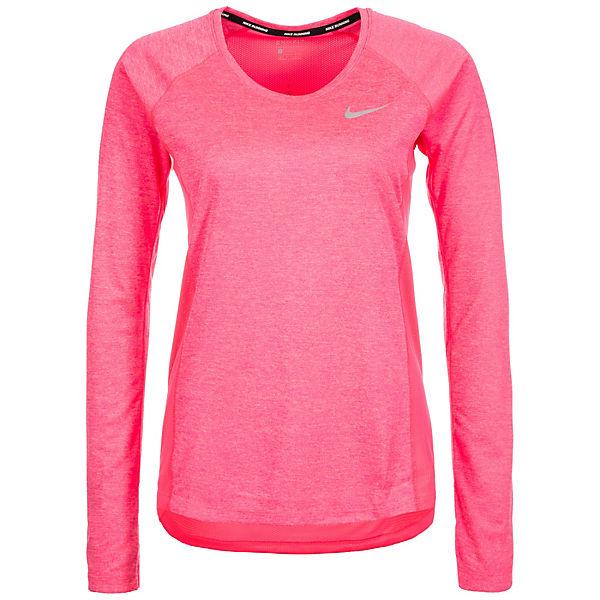 Nike Langarmshirt Langarmshirt Langarmshirt rosa rosa Nike Performance Nike Performance Performance rIqwrC4