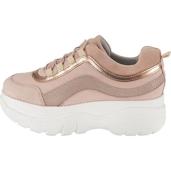 rosa BULLBOXER Low rosa BULLBOXER Sneakers Low Sneakers 1zdqSU6