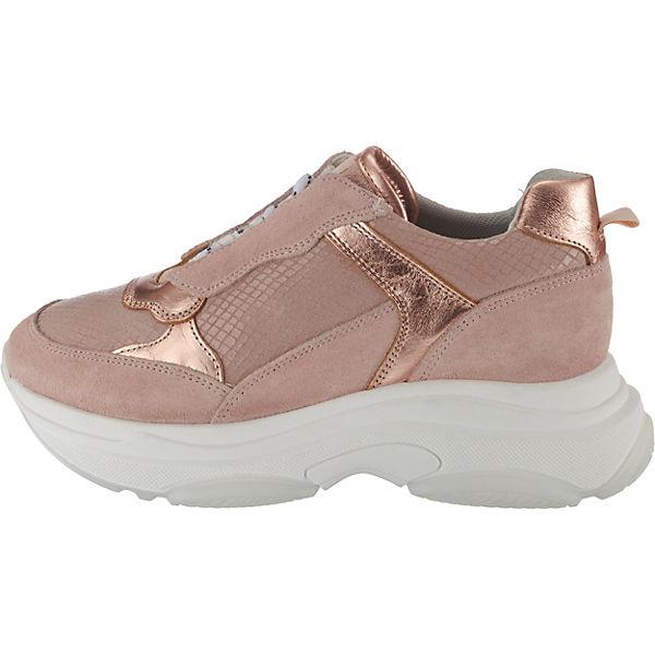 BULLBOXER, Sneakers Low, rosa Schuhe  Gute Qualität beliebte Schuhe rosa e9505e