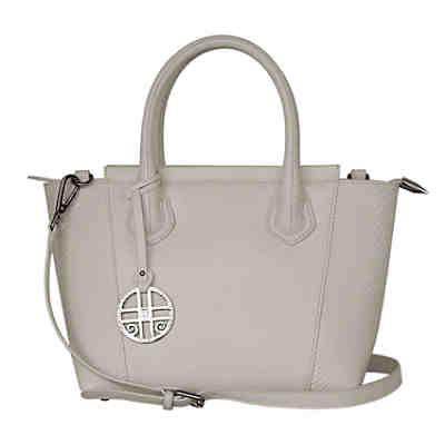 95073253e9e79 Silvio Tossi Lederhandtasche mit Anakonda-Prägung Handtaschen ...