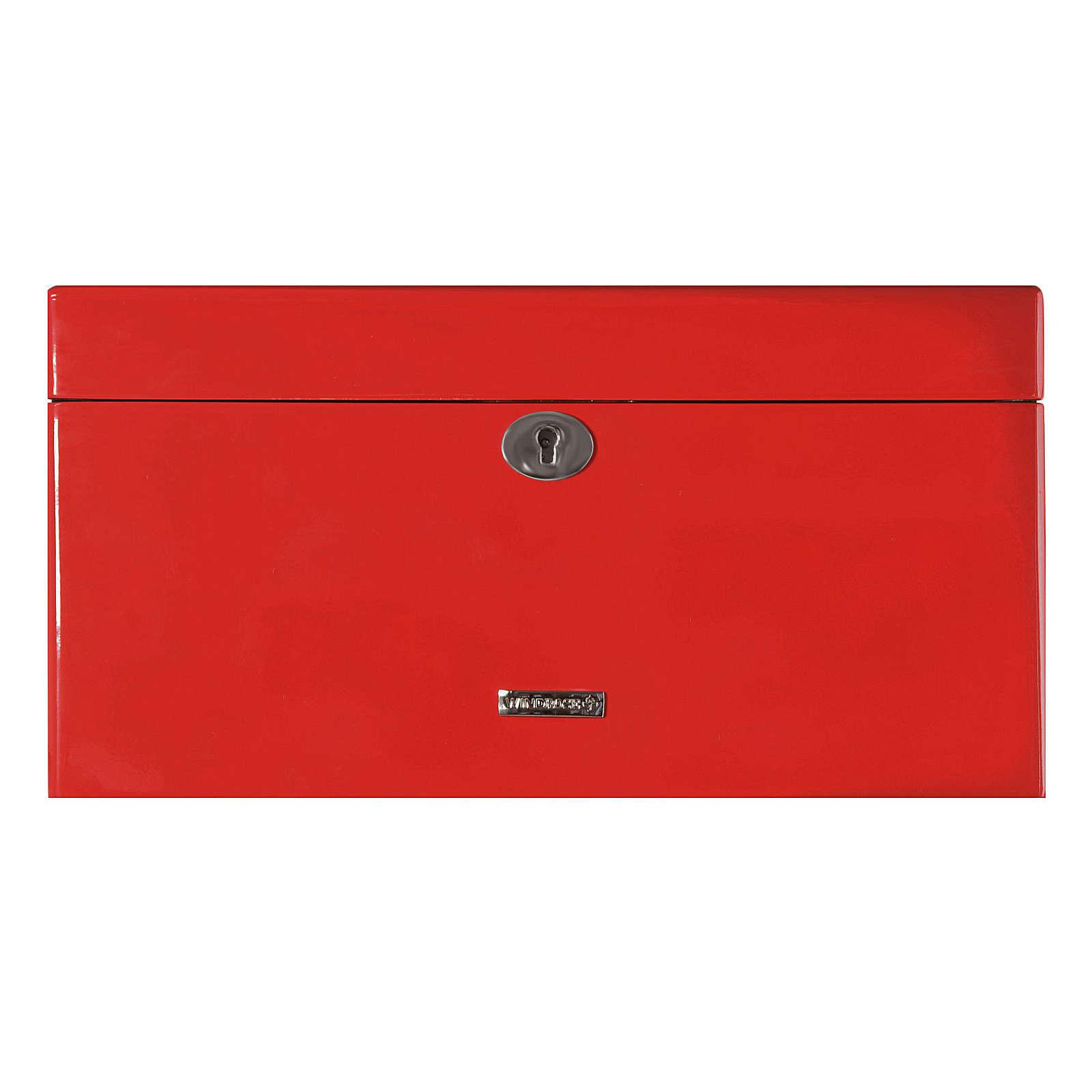 Windrose High Gloss Charmbox Schmuckkoffer M 30...
