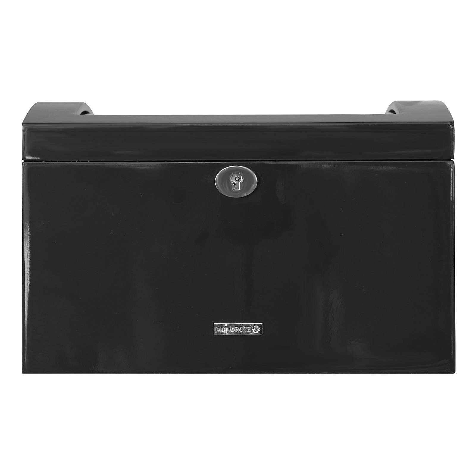 Windrose High Gloss Charmbox Schmuckkoffer 28 c...