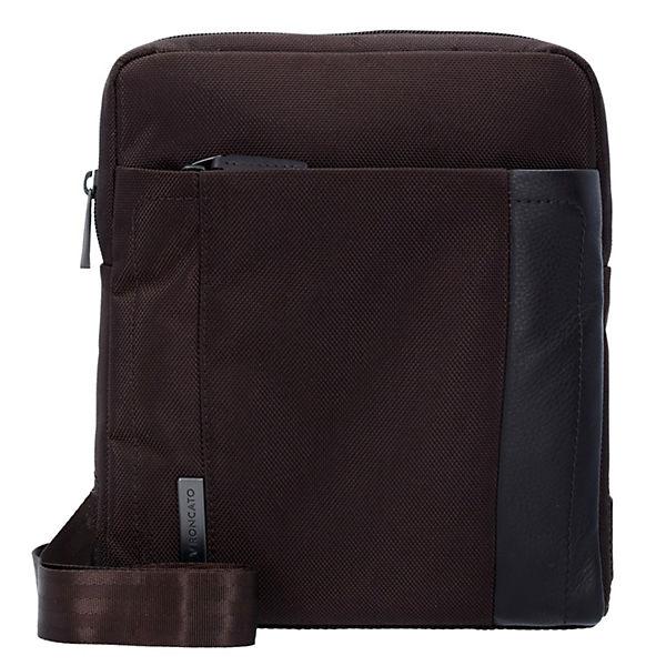 Roncato 25 Borsello Uomo Braun Large Cm Tabletfach Umhängetaschen v76gYbfy