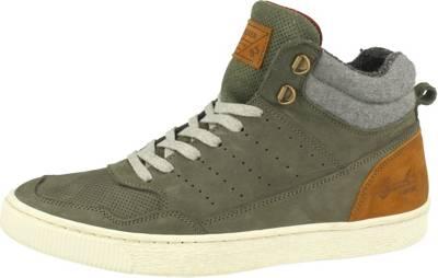 Sneakers Grün Mirapodo Sneakers Bullboxer High High Bullboxer Grün xUISw5P