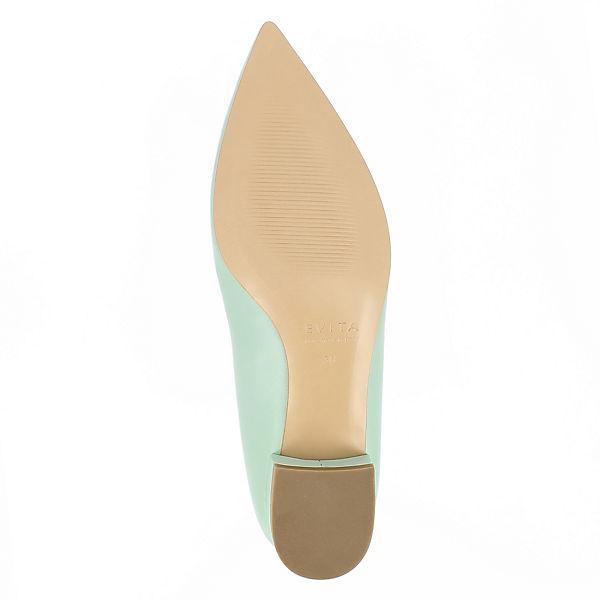 Shoes Komfort mint FRANCA Pumps Evita dqwvEd