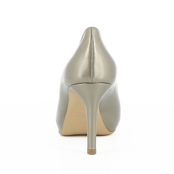 Evita Shoes, Gute ELISA Peeptoe-Pumps, gold  Gute Shoes, Qualität beliebte Schuhe 4e724d