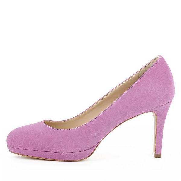 Evita Shoes, BIANCA Plateau-Pumps, lila Schuhe  Gute Qualität beliebte Schuhe lila d7a593