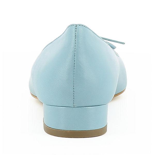 Evita Shoes, FRANCA hellblau Komfort-Pumps, hellblau FRANCA   2778e0