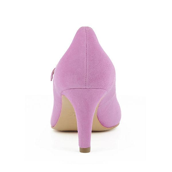 BIANCA Evita lila Spangenpumps BIANCA Shoes Evita Shoes wI7qZW