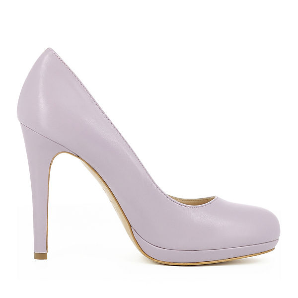 CRISTINA Shoes Evita flieder Plateau Pumps RqwwSC5