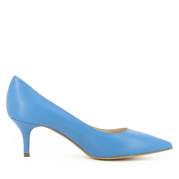 Klassische Evita Shoes blau GIULIA Pumps nAS8gxwA