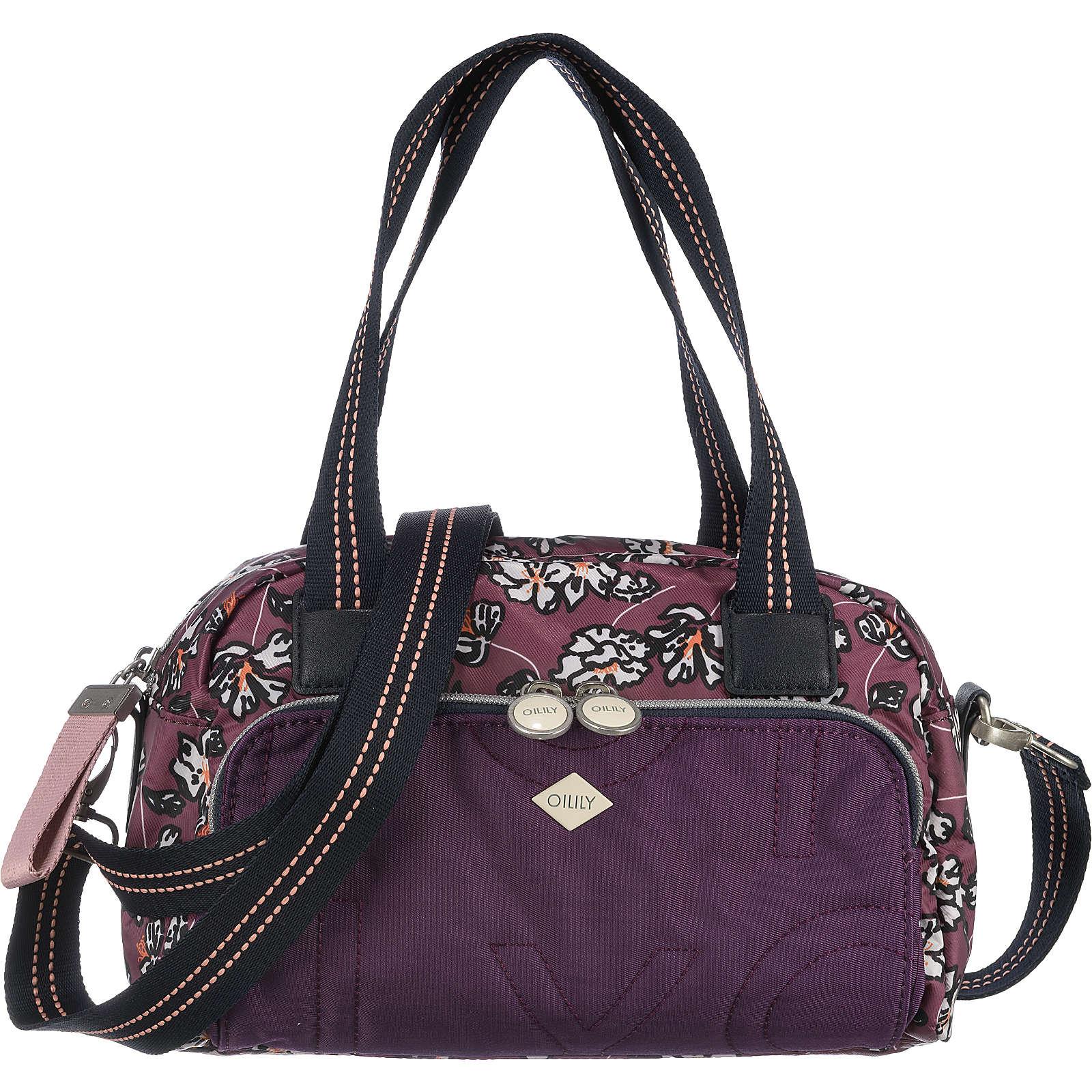 Oilily Charm Handtasche lila Damen