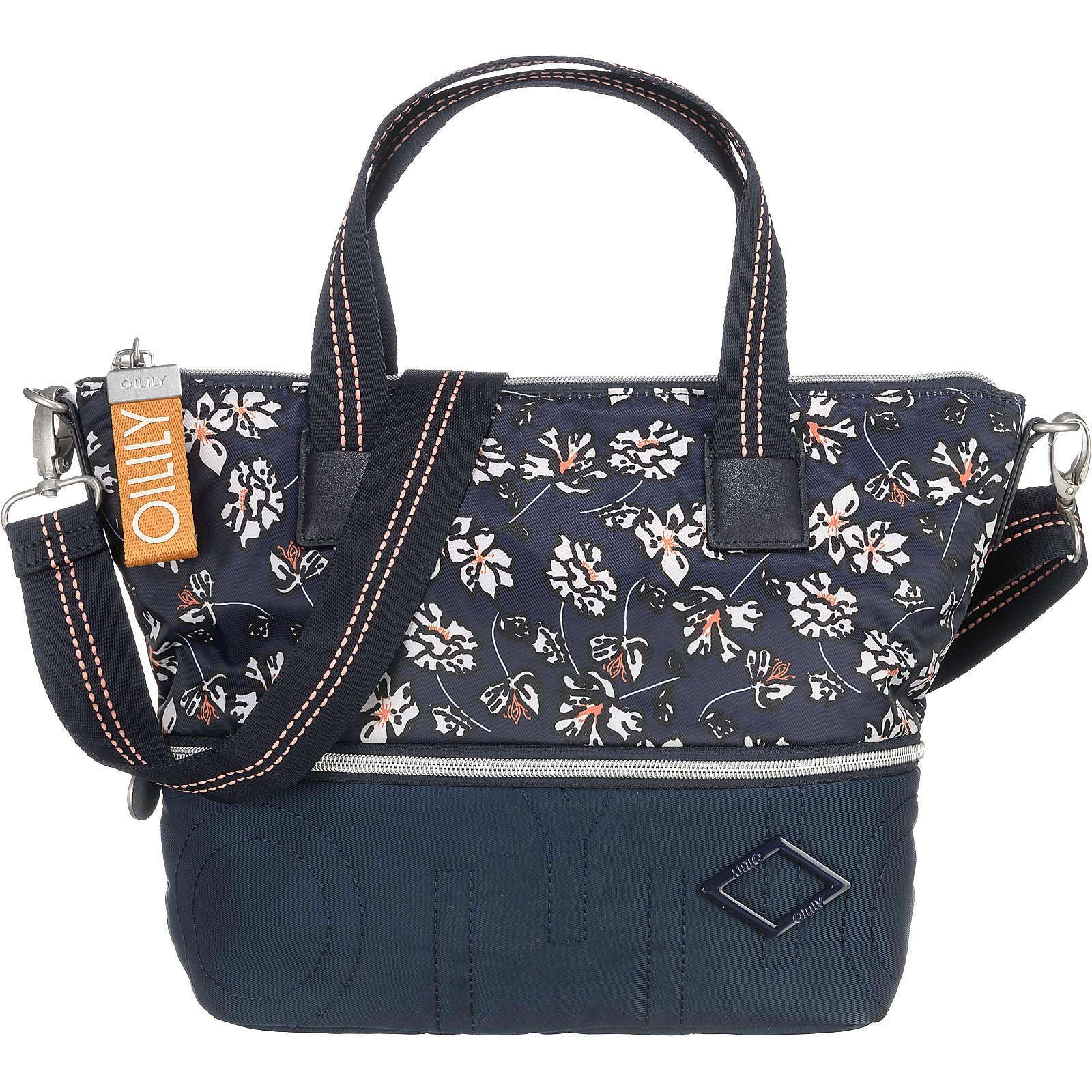 Oilily Charm Handtasche dunkelblau Damen