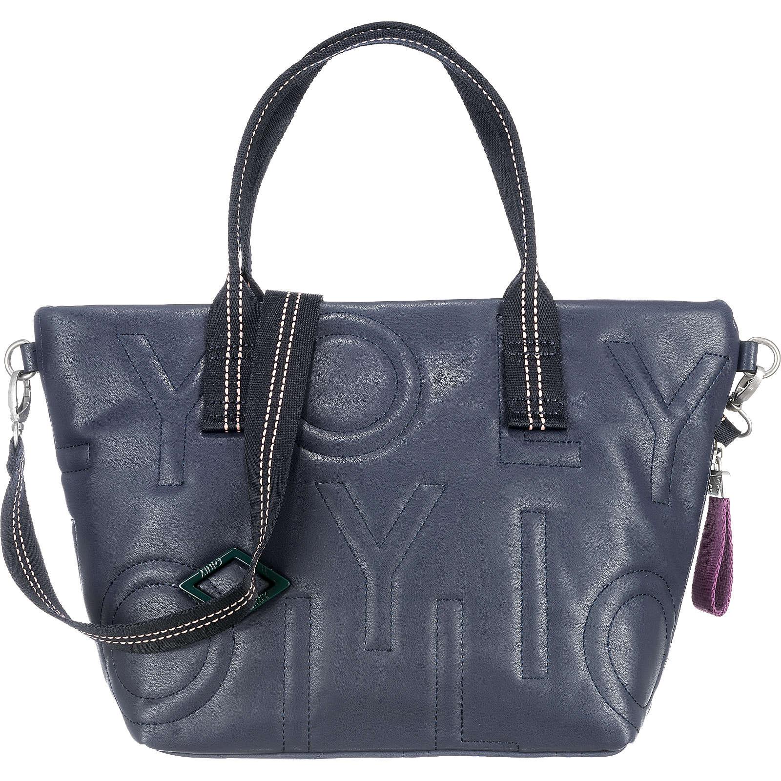 Oilily Gladdy Handtasche dunkelblau Damen