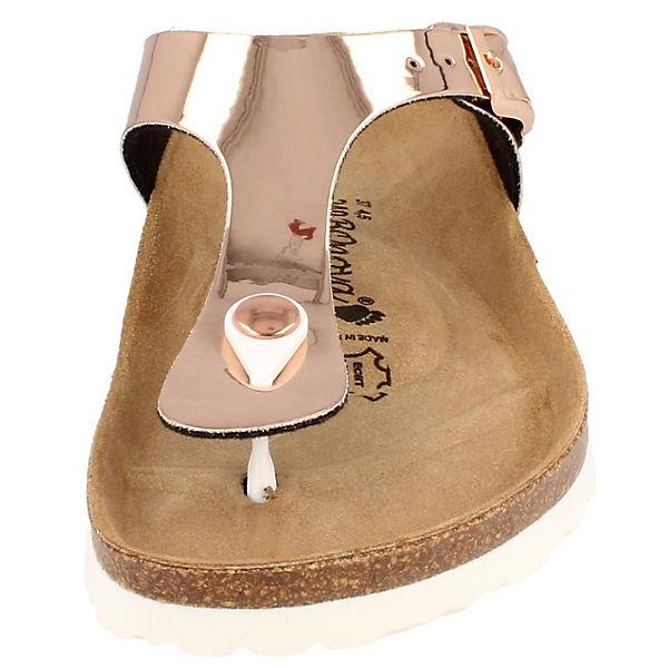 BOnova, Ibiza Zehentrenner, Zehentrenner, Zehentrenner, metallicrot  Gute Qualität beliebte Schuhe 7b8564