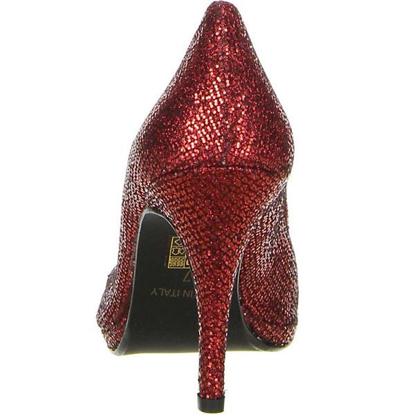 Vista, Qualität Peeptoe-Pumps, rot  Gute Qualität Vista, beliebte Schuhe ddbbfd