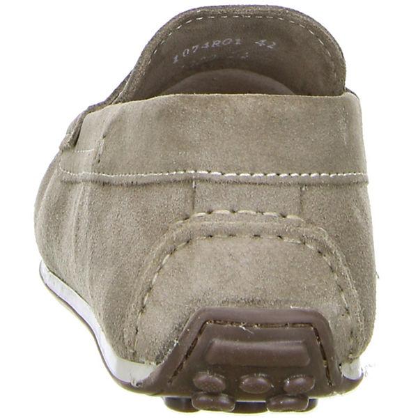 Klondike Mokassins grau  Gute Qualität beliebte Schuhe