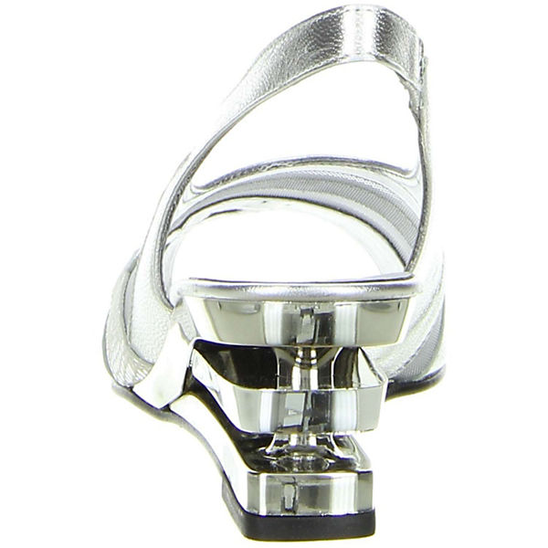 Vista, Sling-Pumps, Sling-Pumps, Sling-Pumps, silber   548625