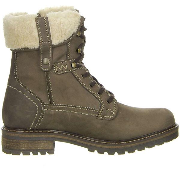 Klondike, Winterstiefeletten, braun Schuhe  Gute Qualität beliebte Schuhe braun bbc644