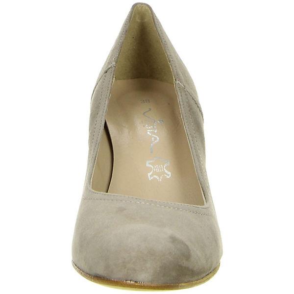 Vista, Klassische Pumps, grau Schuhe  Gute Qualität beliebte Schuhe grau 76d5bd