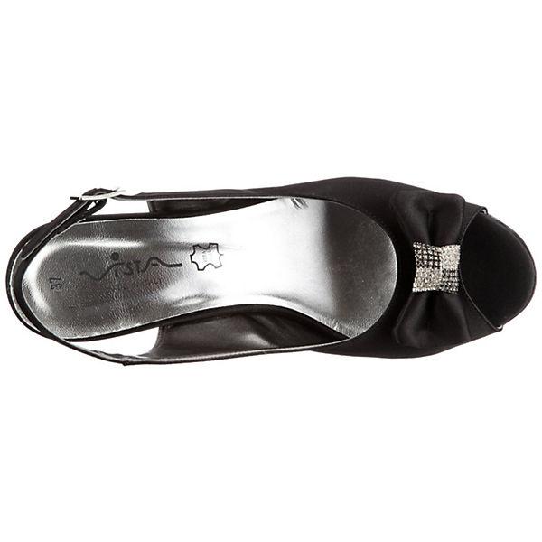 Vista, Sling-Pumps, schwarz schwarz schwarz   32256a