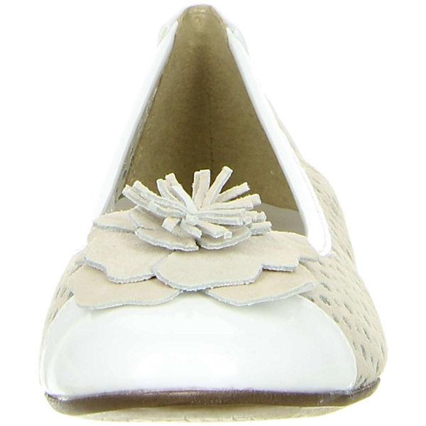 Vista, Gute Klassische Ballerinas, beige  Gute Vista, Qualität beliebte Schuhe 57e660