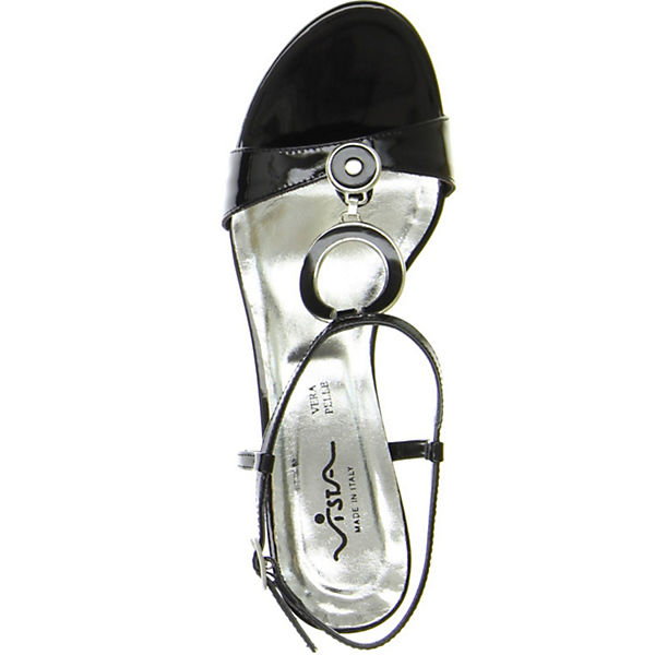 Vista,  T-Steg-Pumps, schwarz  Vista, Gute Qualität beliebte Schuhe ee59ae