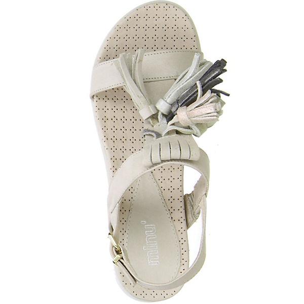 minu, Klassische Sandalen, beige Schuhe  Gute Qualität beliebte Schuhe beige 540171