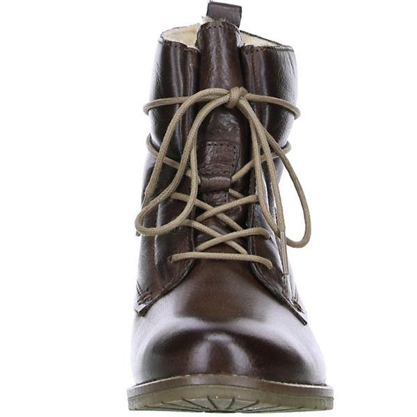 Klondike, Schnürstiefeletten, beliebte braun  Gute Qualität beliebte Schnürstiefeletten, Schuhe 284431