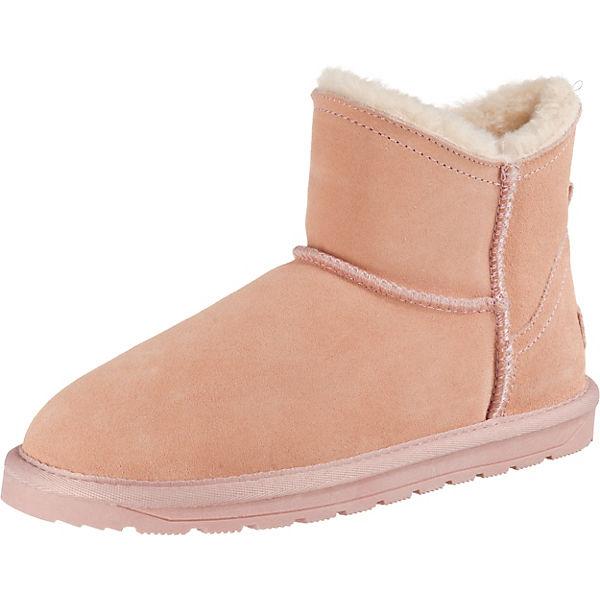 hot sales 44e81 20976 ESPRIT, LUNA Winterstiefeletten, rosa