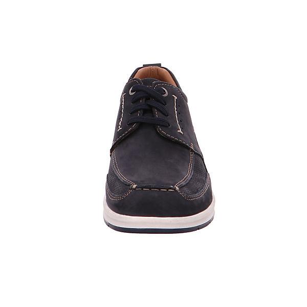 ara, Siro - 11-16103-12  Sneakers Low, blau  11-16103-12  7a9e4d