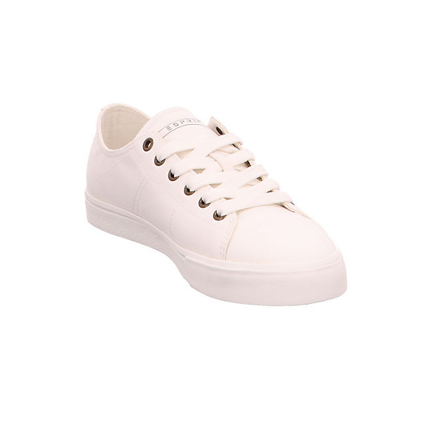 Sneakers Up Low 100 028EK1W021 Lace ESPRIT weiß Sonet E7qSXX